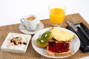 Desayuna como un rey. Elena Somoano